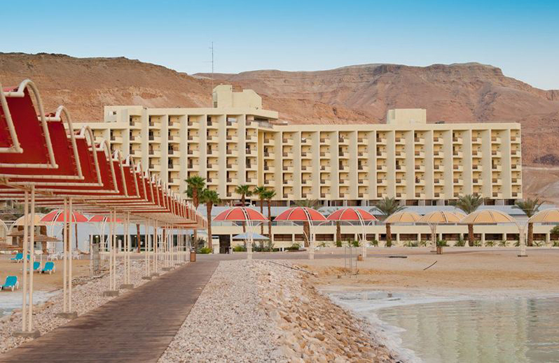 Herods Dead Sea Hotel & Spa ❺ ★★★★★