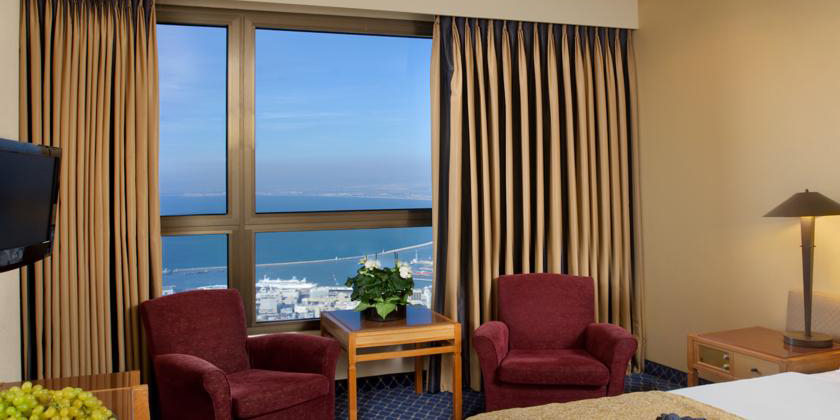 Dan Panorama Hotel Haifa Executive Room