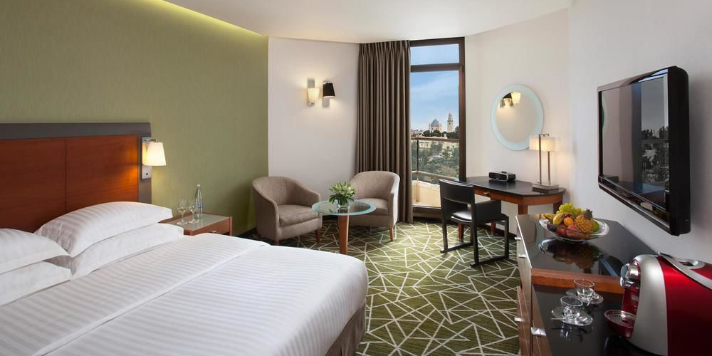 Inbal Hotel Jerusalem Executive Room New City Room