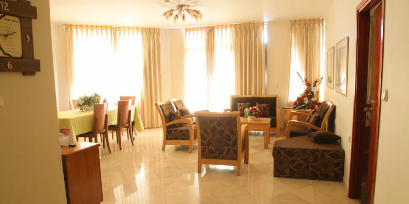 Lev Yerushalayim Two Bedroom Suite