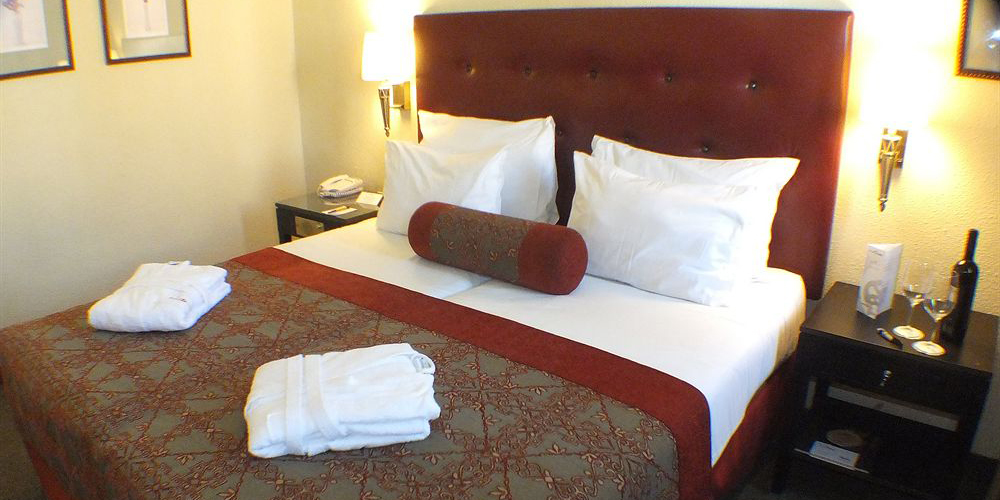 Prima Kings Jerusalem Deluxe Room
