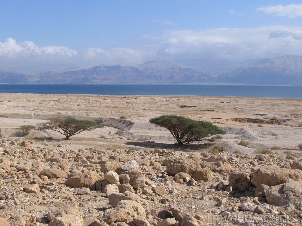 где Мёртвое море