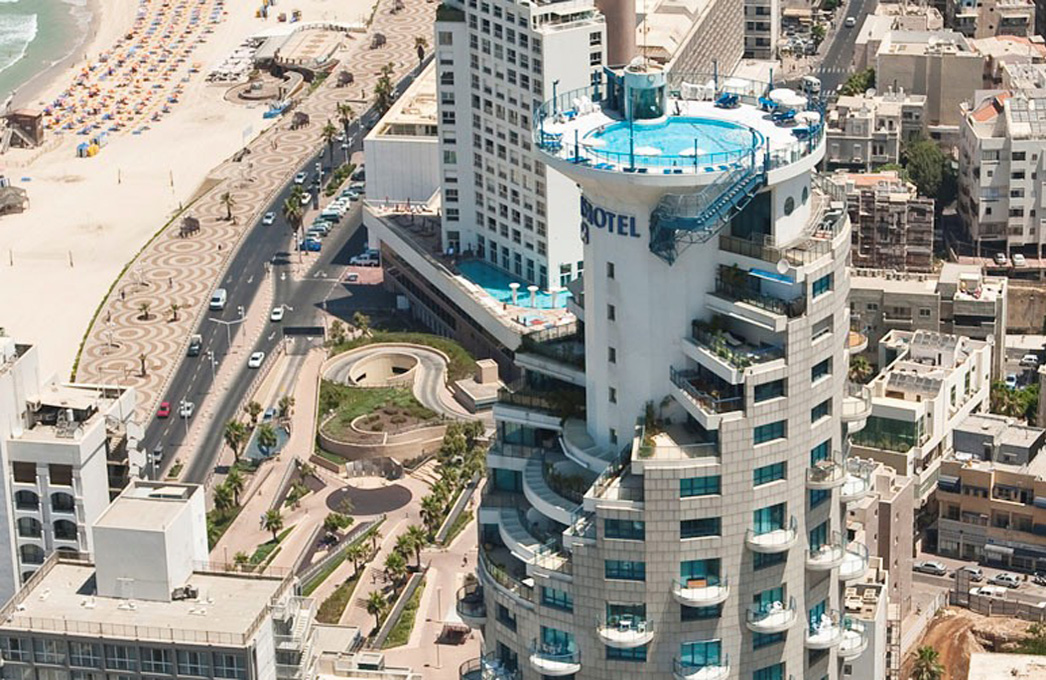 Isrotel Tower ❺ ★★★★★