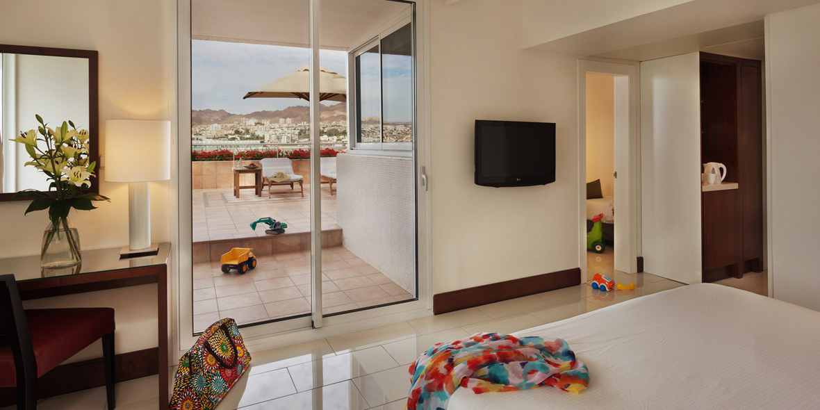 King Solomon Garden Terrace Room