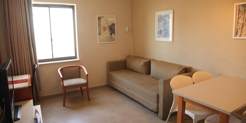 Lev Yerushalayim One Bedroom Suite